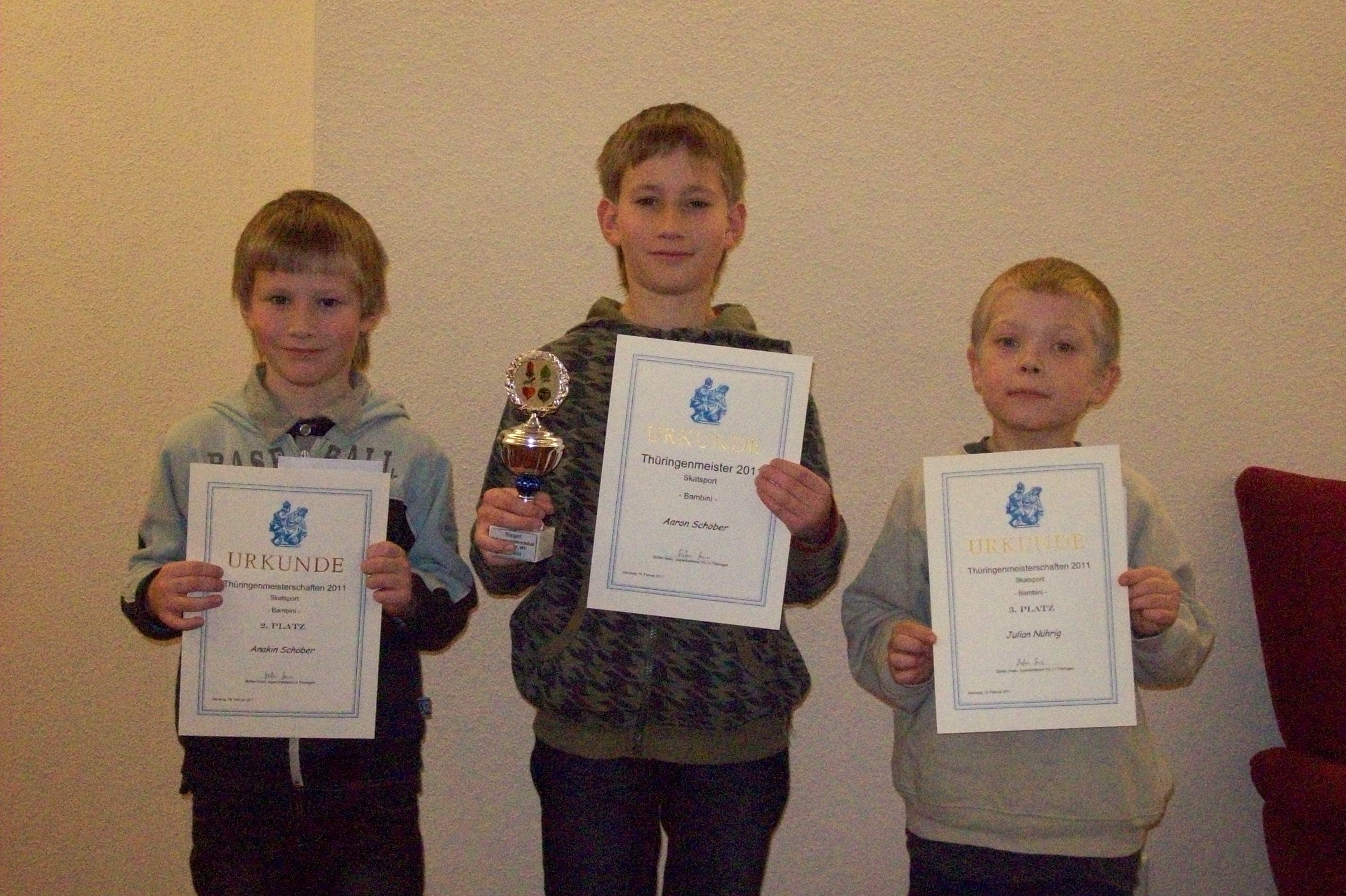 Thüringer Schüler- und Jugendmeisterschaft