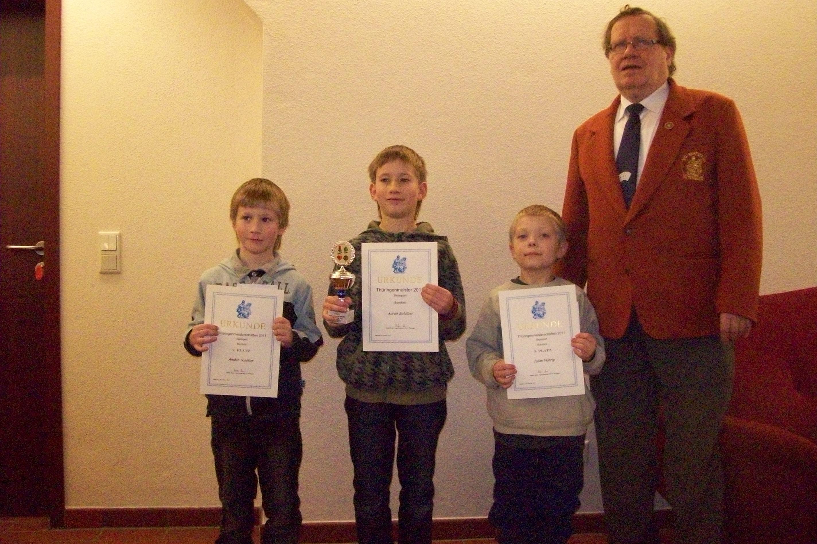 skat Thüringer Schüler- und Jugendmeisterschaft