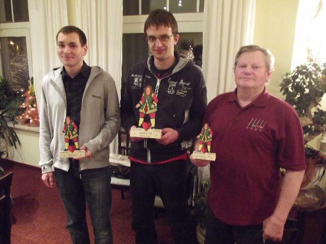 Sieger Skat Vereinsmeisterschaft 2011